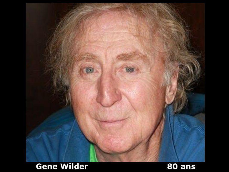 Gene Wilder 80 ans