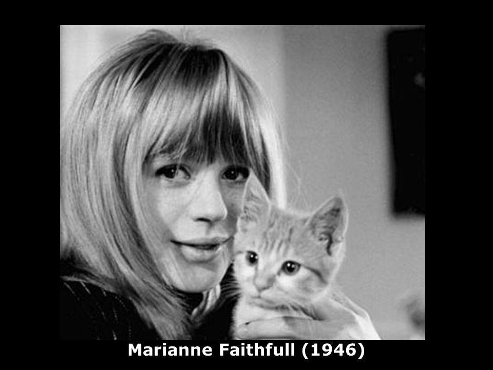 Marianne Faithfull (1946)