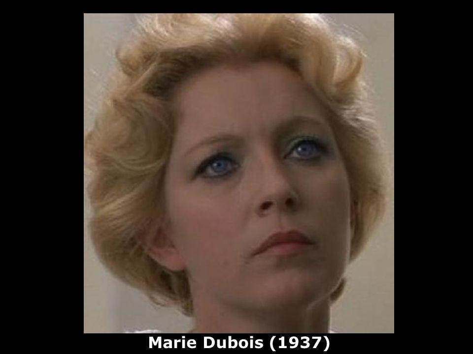 Marie Dubois (1937)