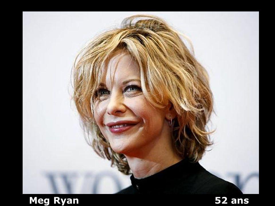Meg Ryan 52 ans