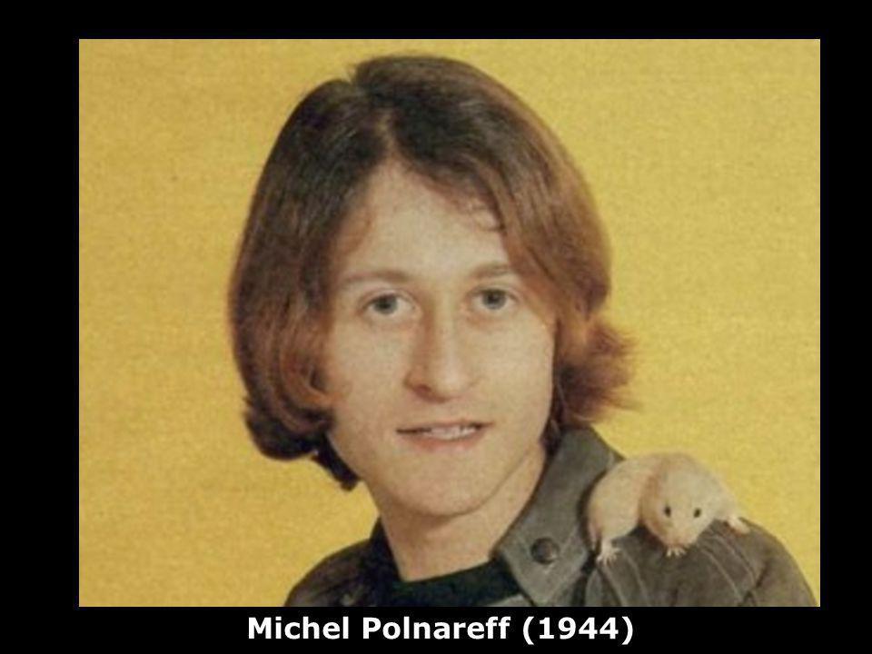 Michel Polnareff (1944)