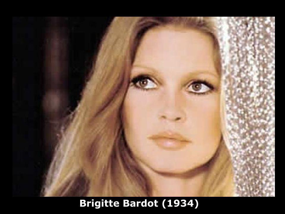 Brigitte Bardot (1934)