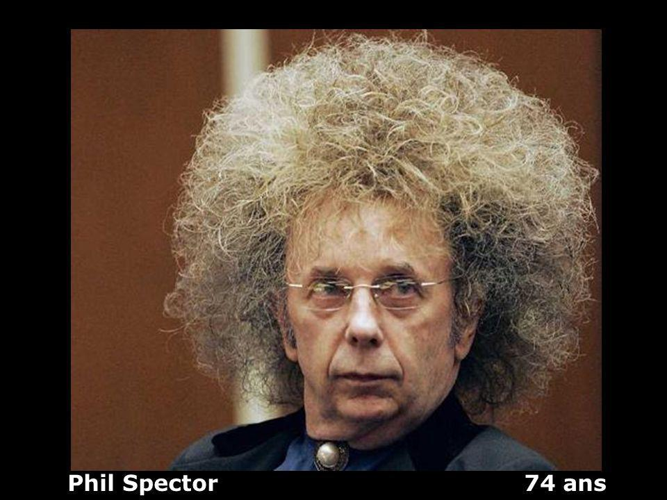 Phil Spector 74 ans