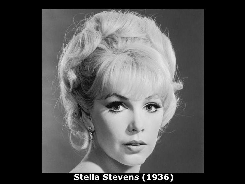 Stella Stevens (1936)