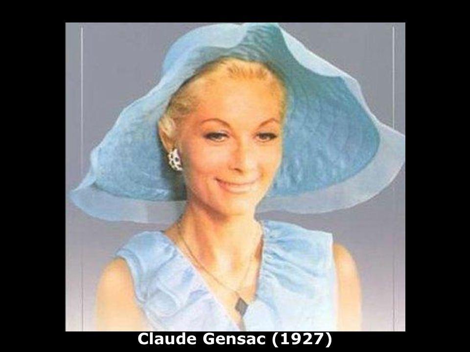 Claude Gensac (1927)