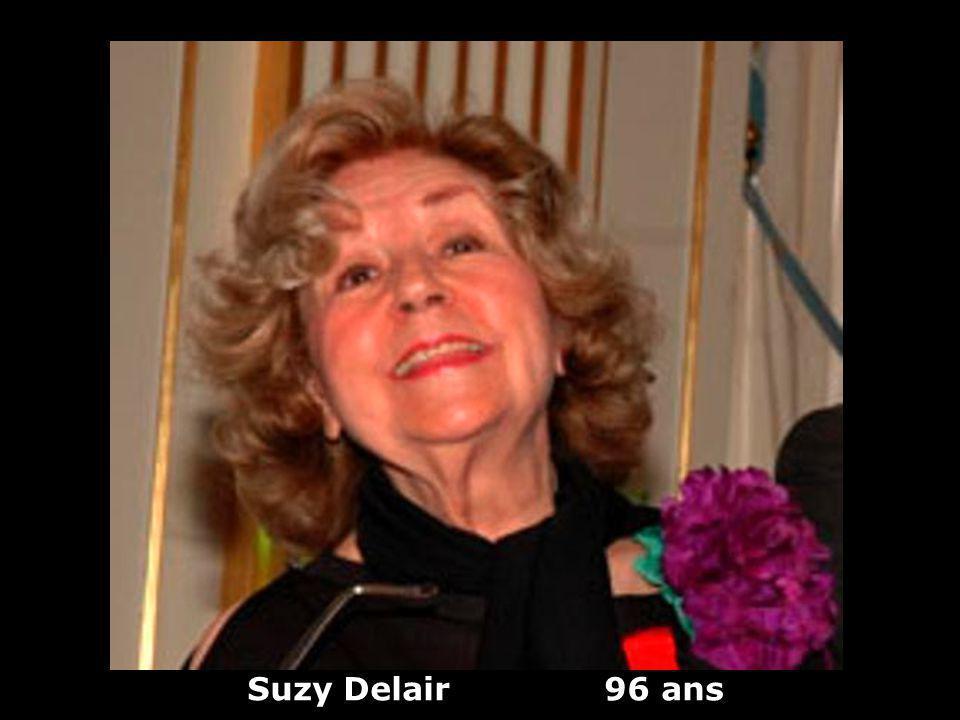 Suzy Delair 96 ans