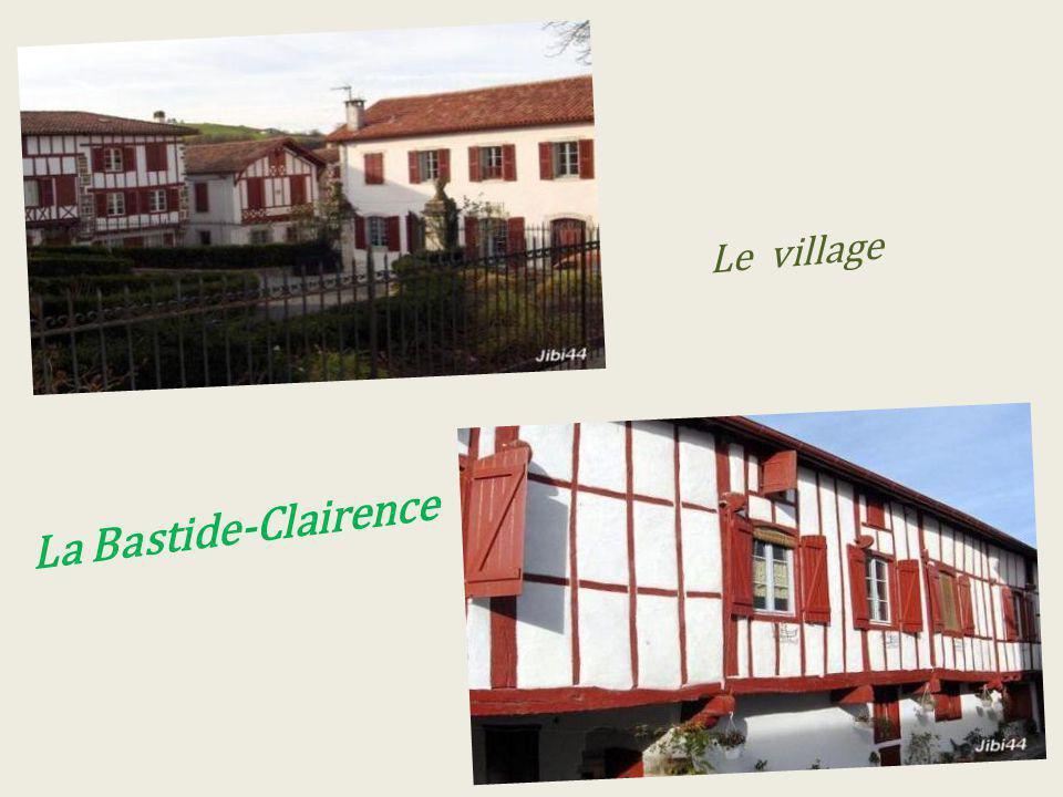 Le village La Bastide-Clairence