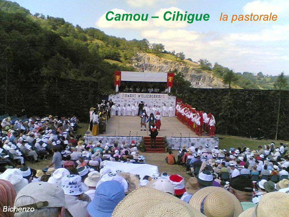 Camou – Cihigue la pastorale