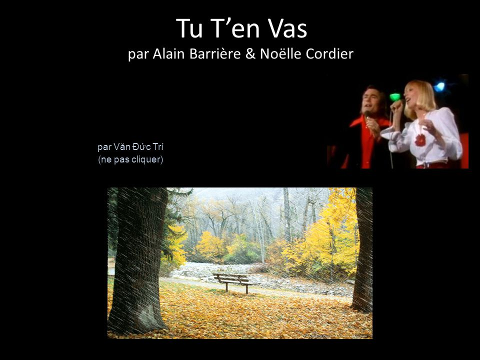 par Alain Barrière & Noëlle Cordier