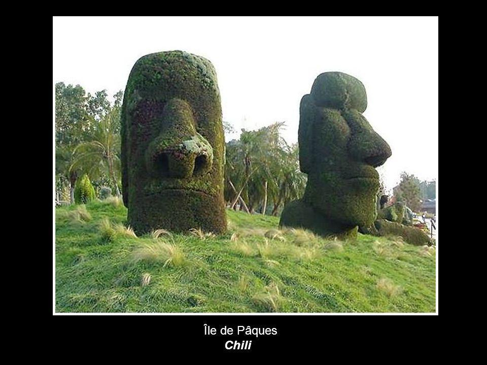 Île de Pâques Chili