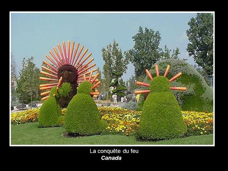 La conquête du feu Canada