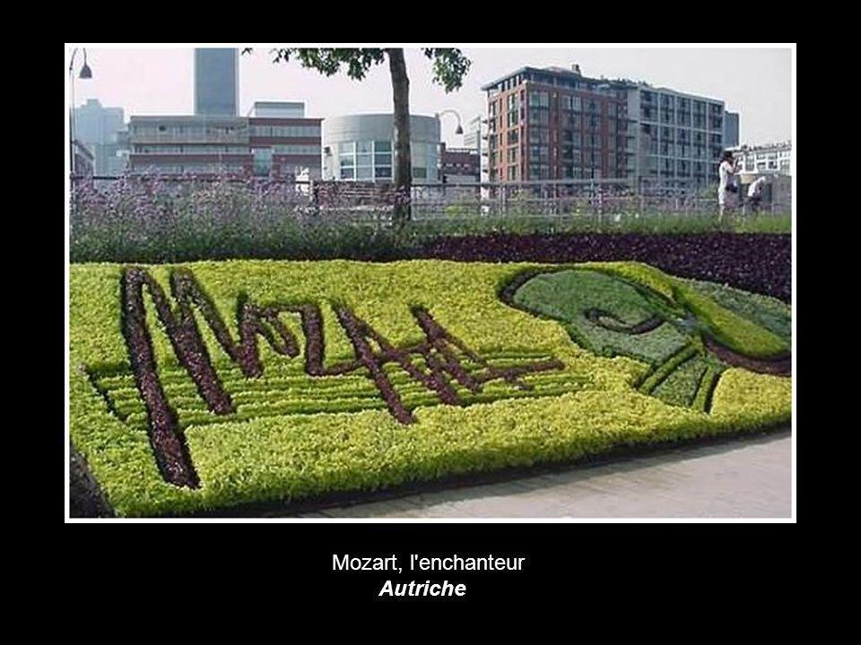 Mozart, l enchanteur Autriche