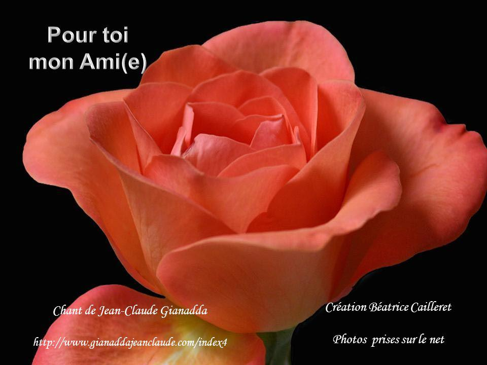 Pour toi mon Ami(e) Création Béatrice Cailleret