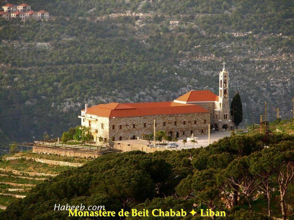 Monastère de Beit Chabab  Liban