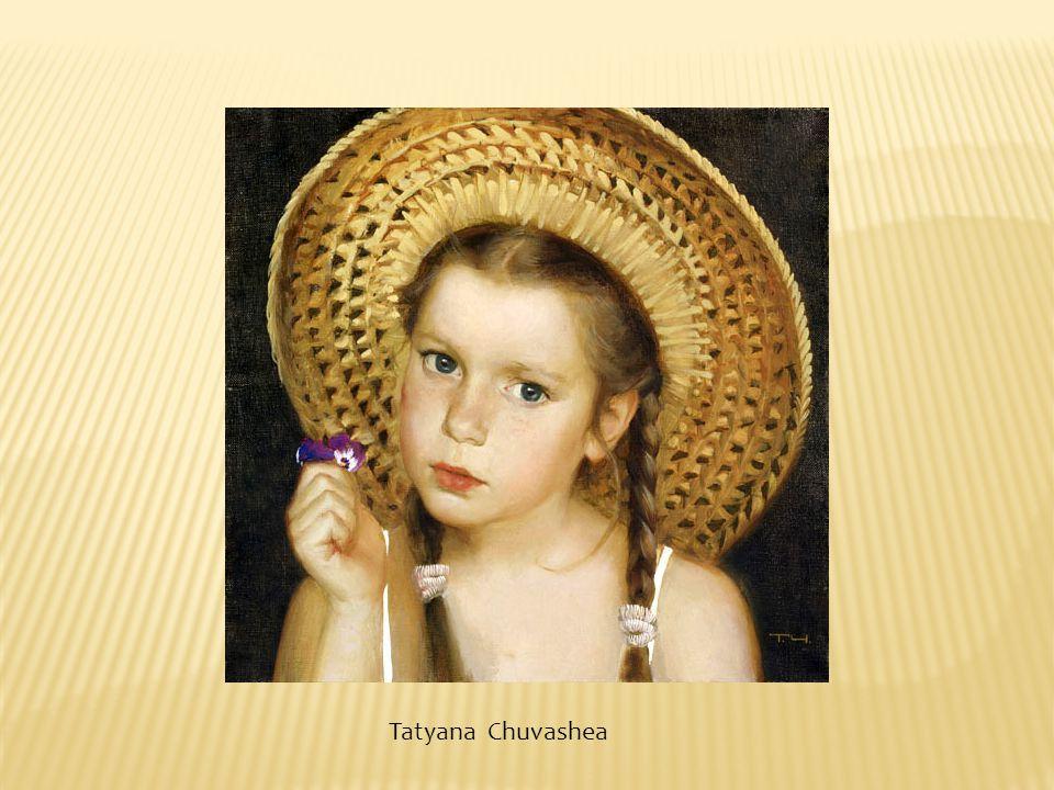 Tatyana Chuvashea