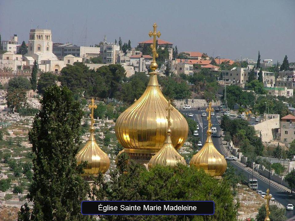 Église Sainte Marie Madeleine