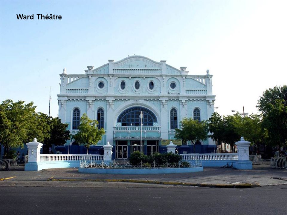 Ward Théâtre