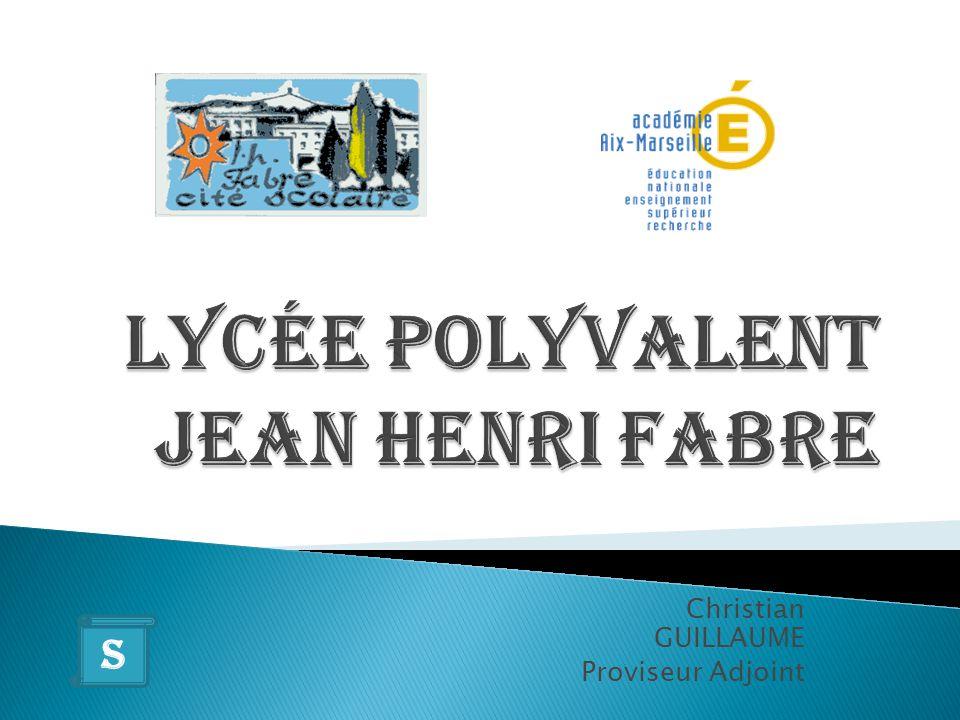 Lycée polyvalent Jean Henri FABRE