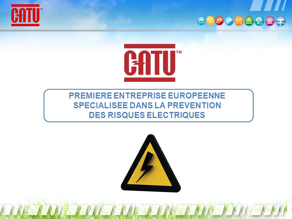 PREMIERE ENTREPRISE EUROPEENNE SPECIALISEE DANS LA PREVENTION