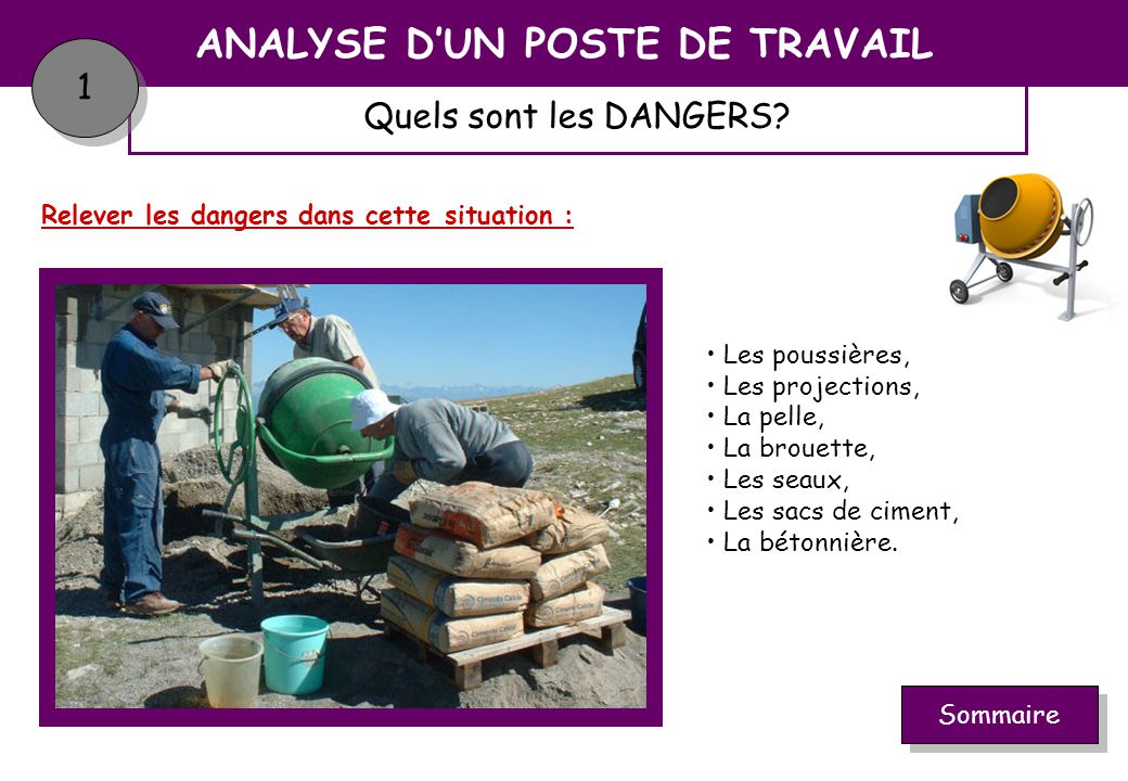 Amenagement d un poste de travail ppt t l charger for Bureau 4 postes de travail