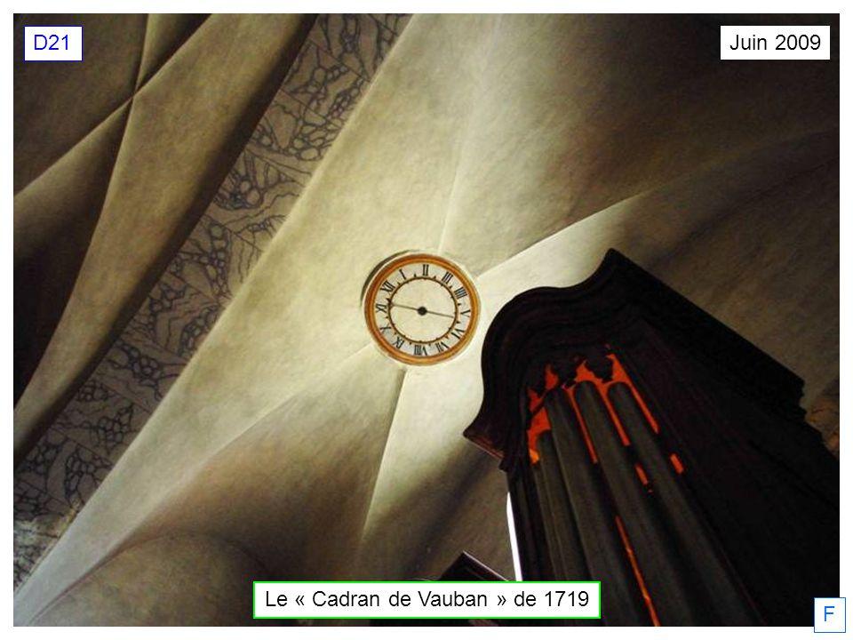 Le « Cadran de Vauban » de 1719
