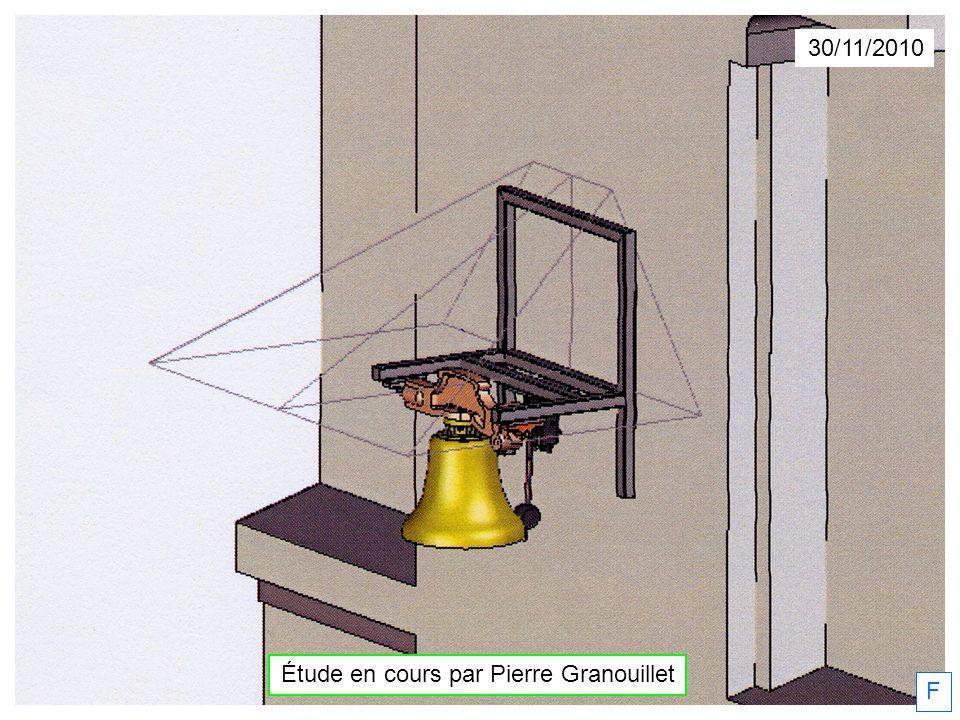 Étude en cours par Pierre Granouillet