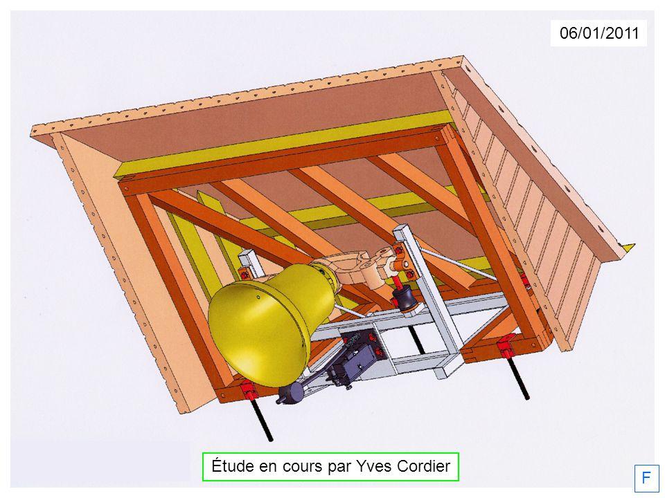 Étude en cours par Yves Cordier
