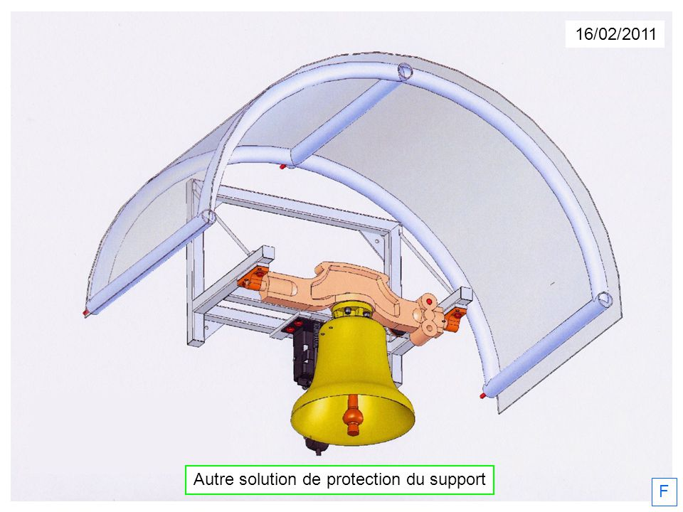 Autre solution de protection du support