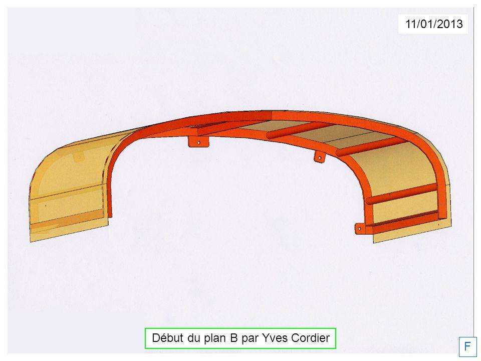 Début du plan B par Yves Cordier