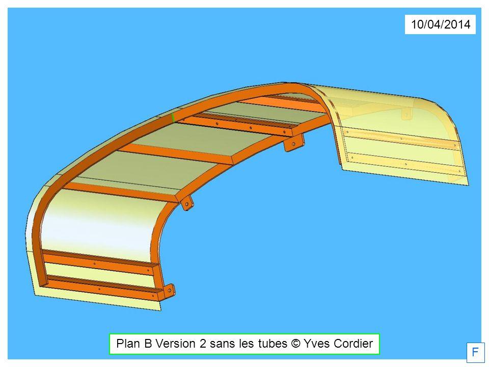 Plan B Version 2 sans les tubes © Yves Cordier