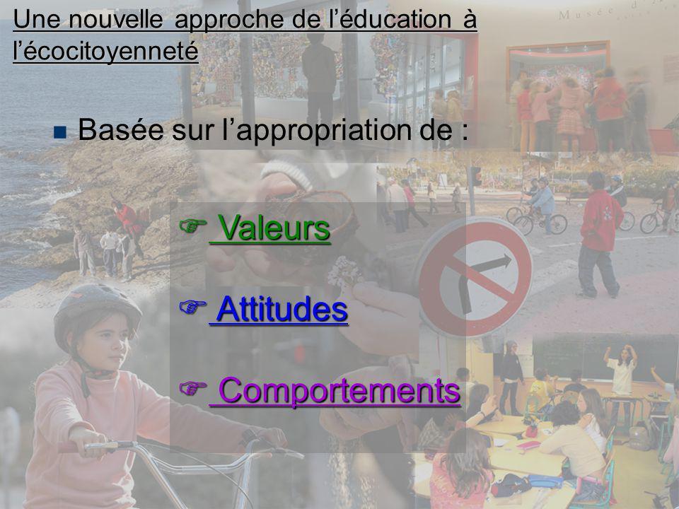 Une nouvelle approche de l'éducation à l'écocitoyenneté