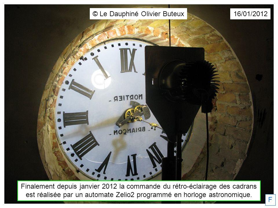 © Le Dauphiné Olivier Buteux 16/01/2012