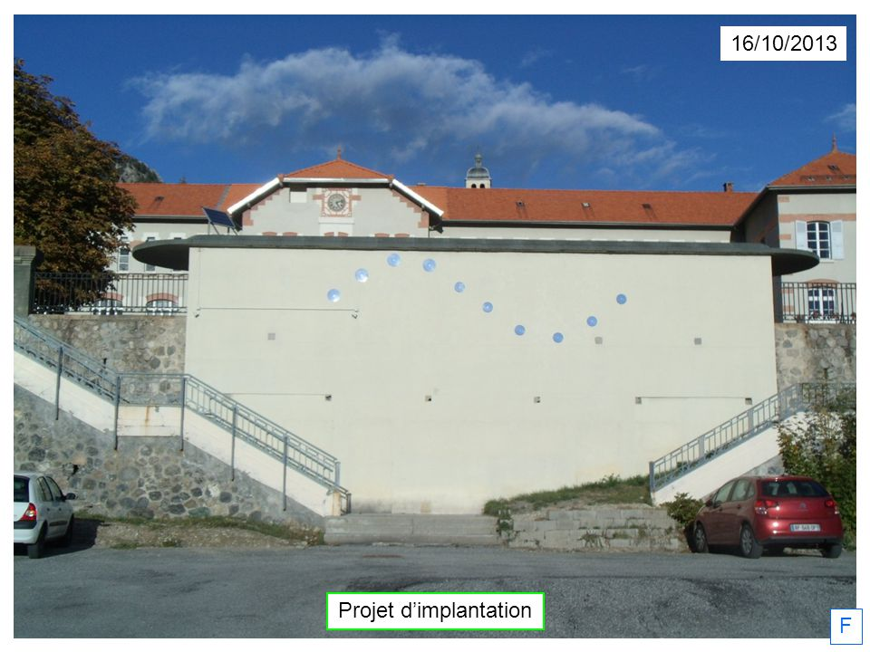 Projet d'implantation