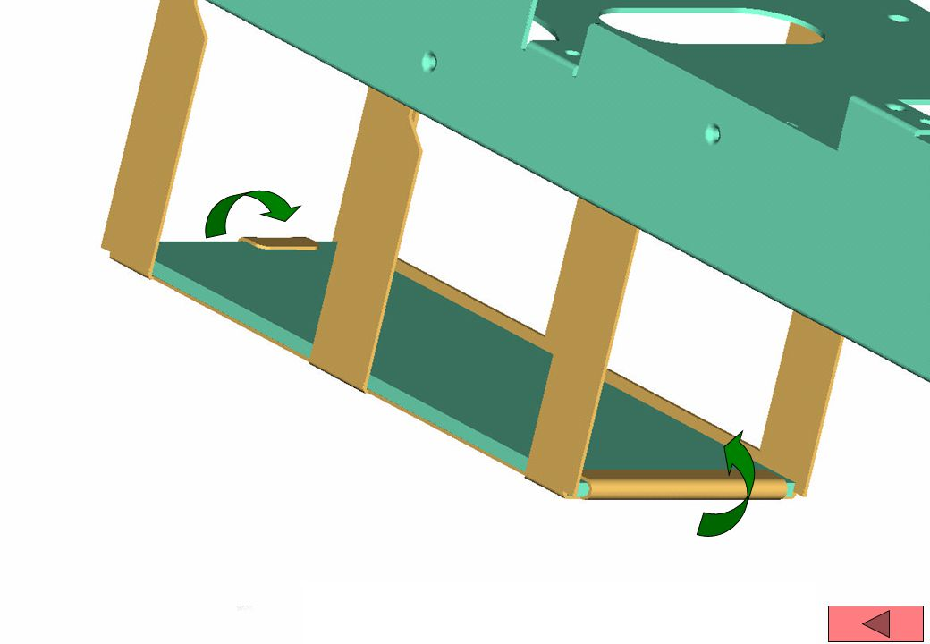 Rivet Refroidisseur condensateur (aluminium) Cage (acier)