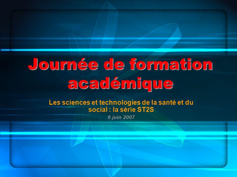 Journée de formation académique