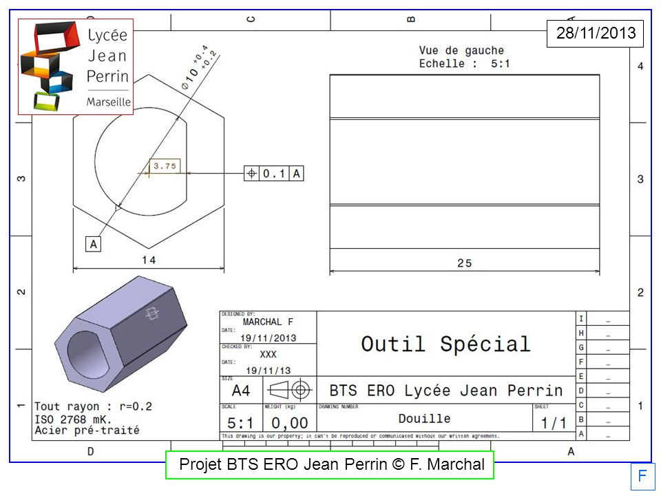 Projet BTS ERO Jean Perrin © F. Marchal