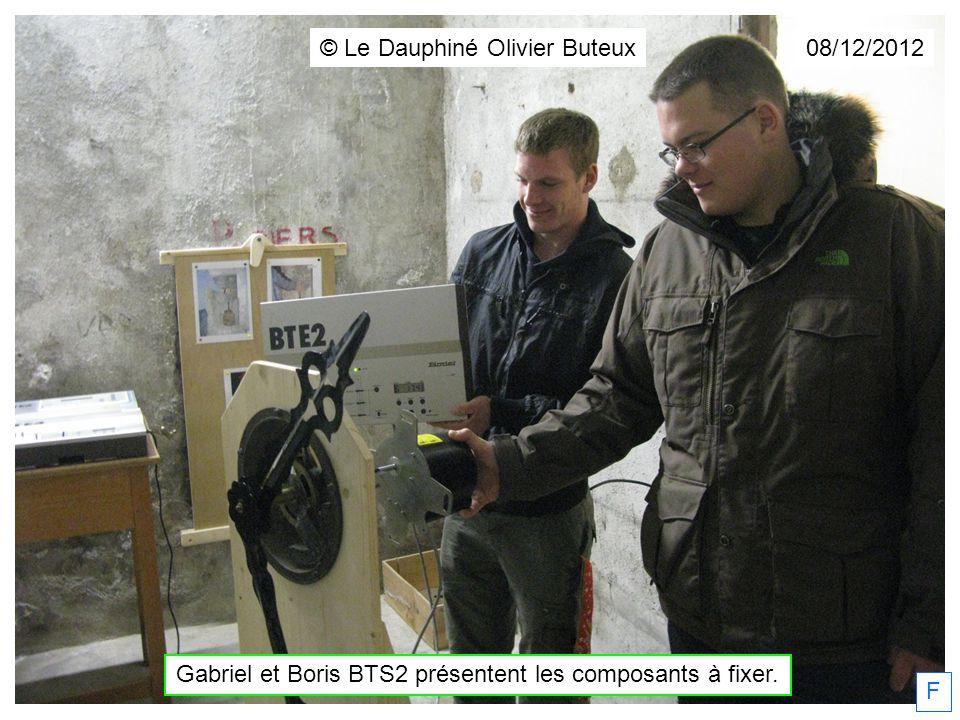 © Le Dauphiné Olivier Buteux 08/12/2012