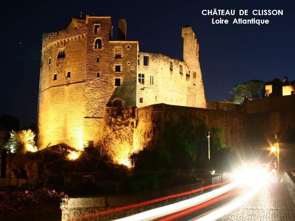 CHÂTEAU DE CLISSON Loire Atlantique