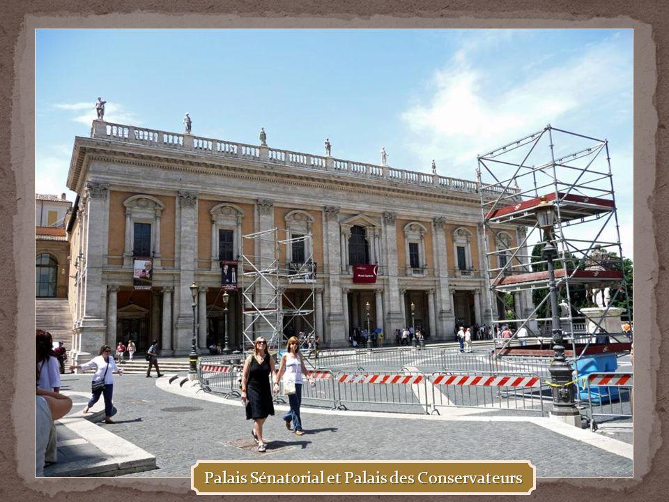 Palais Sénatorial et Palais des Conservateurs