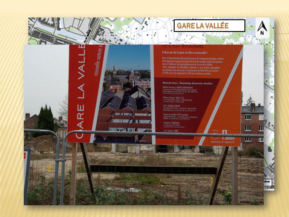 Gare la vallée