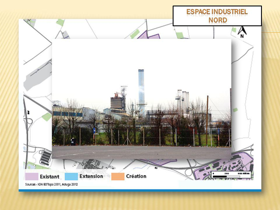 Espace industriel nord