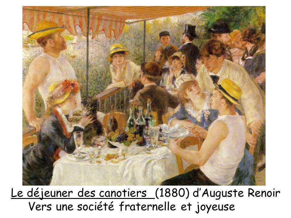 Le déjeuner des canotiers (1880) d'Auguste Renoir