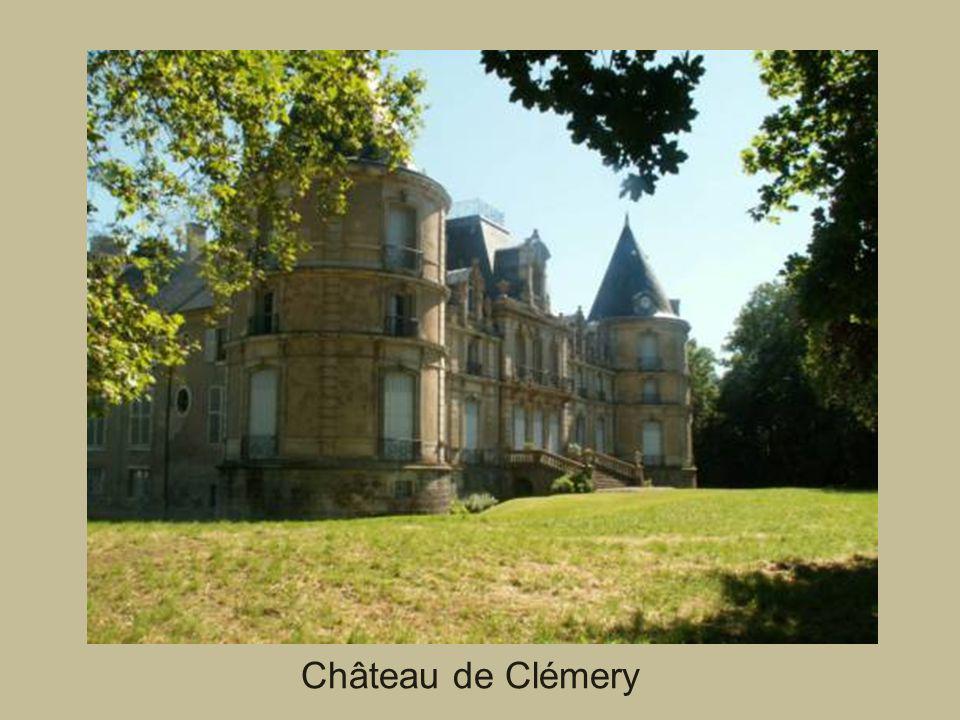 Château de Clémery