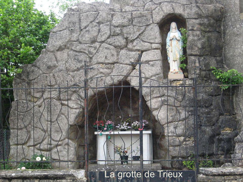 La grotte de Trieux