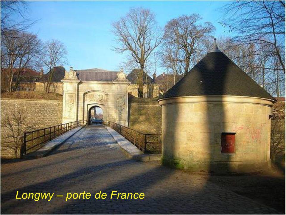 Longwy – porte de France