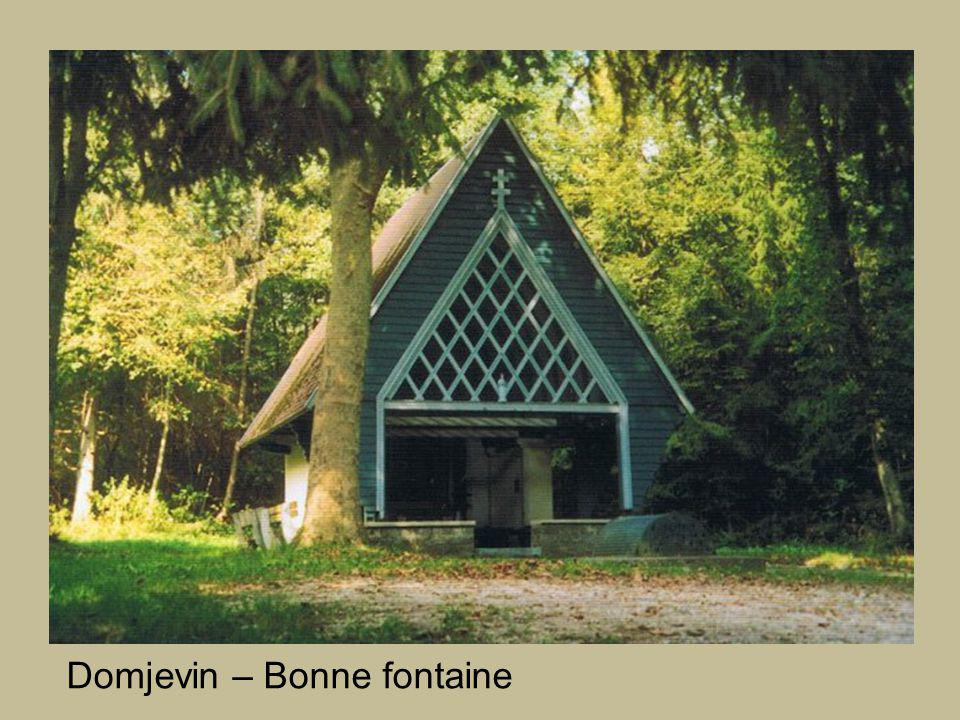 Domjevin – Bonne fontaine