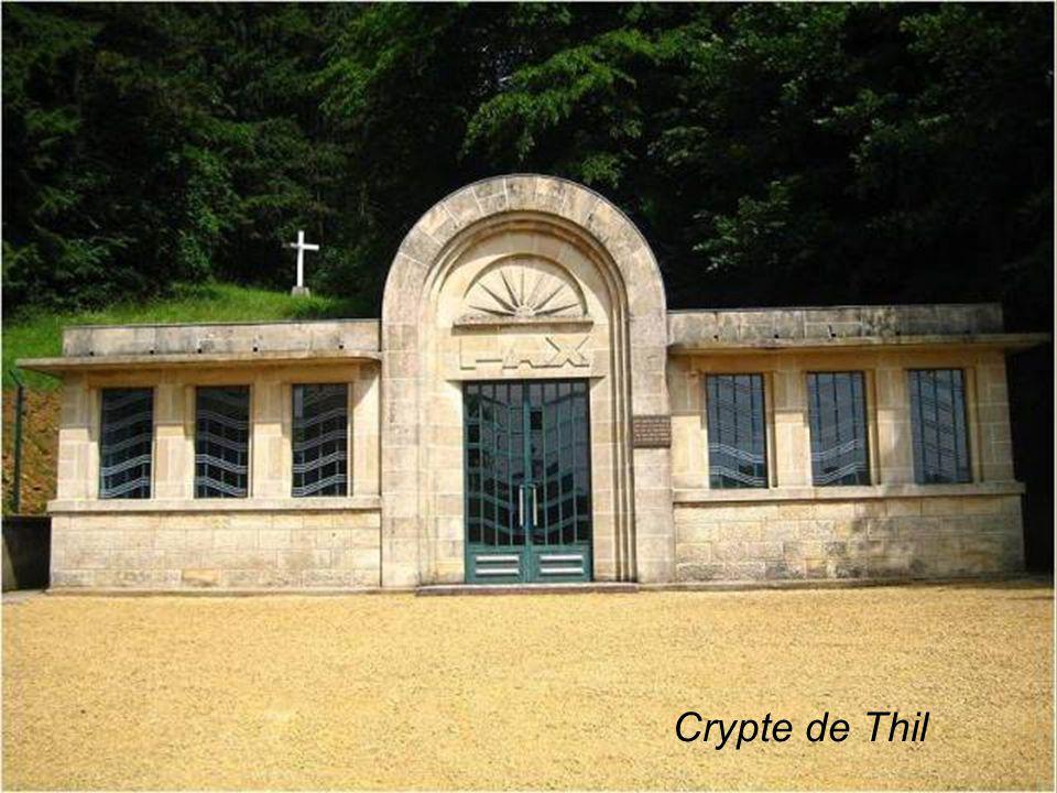Crypte de Thil