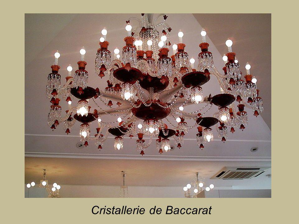Cristallerie de Baccarat