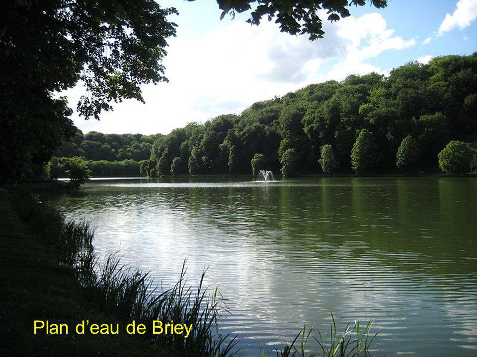 Plan d'eau de Briey