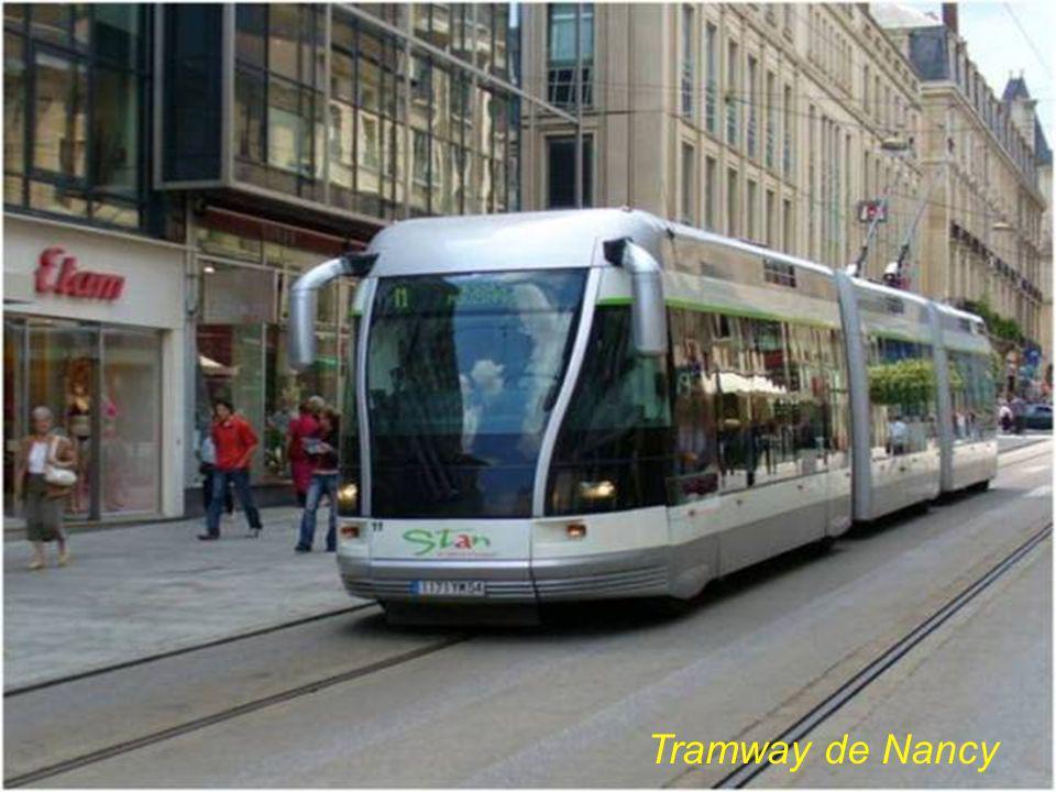 Tramway de Nancy